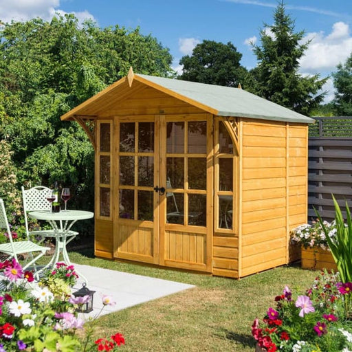 Eaton 7x7 Summerhouse