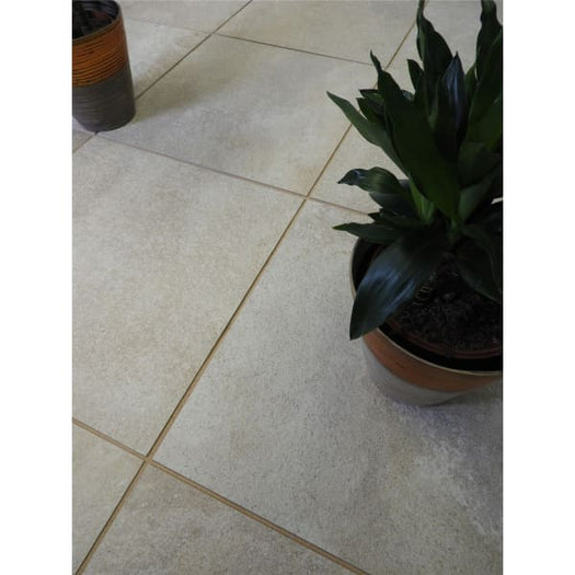 Eclipse Porcelain Patio Paving Slabs 64 Pack 600 x 600 x 20