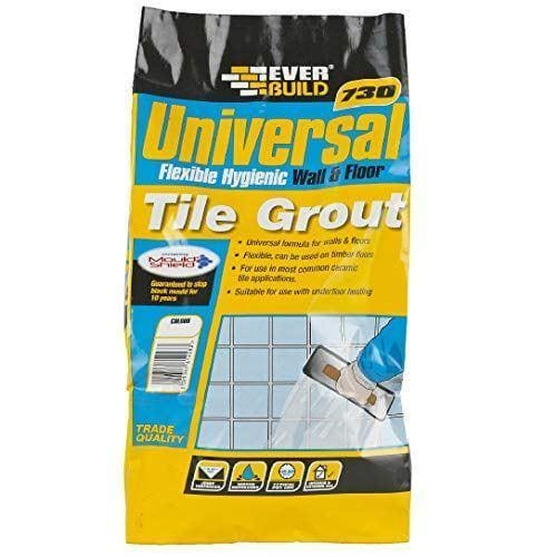 Everbuild 730 Universal Flexible Hygienic Wall/Floor Tile