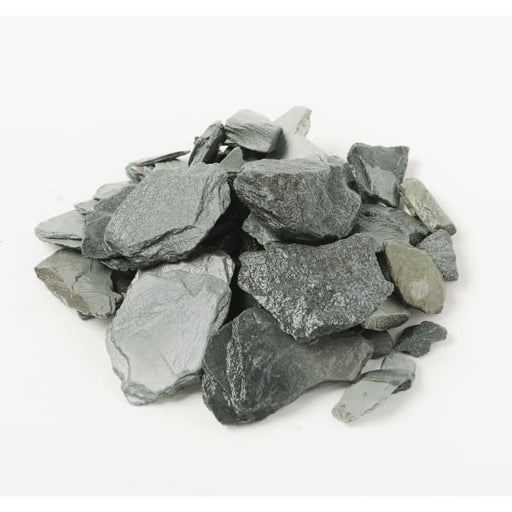 Green Slate 40mm Garden and Driveway Decorative Aggregate Bulk Bag-Armstrong Supplies