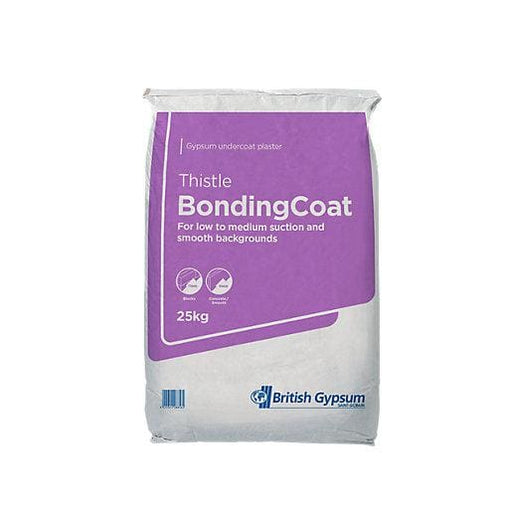Gyproc Thistle Bonding Plaster 25kg