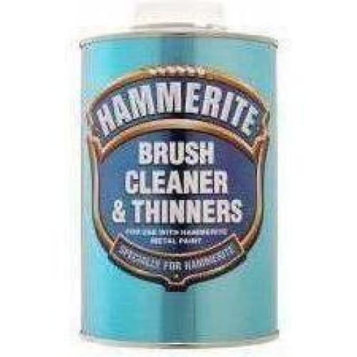 Hammerite Brush Cleaner & Thinners-Hammerite-Armstrong Supplies