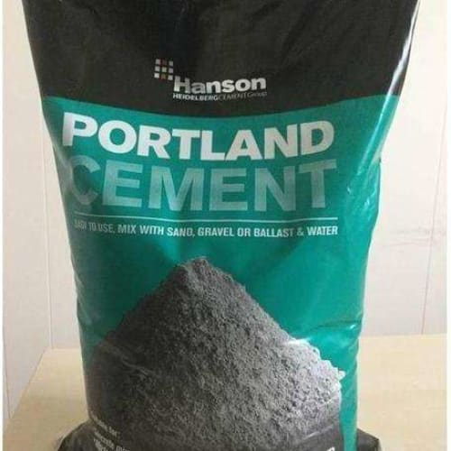 Hanson Portland Cement 5kg-Armstrong Supplies