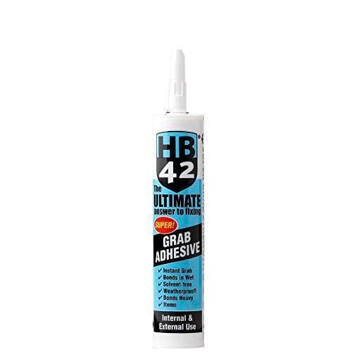 HB42 SUPER Grab Adhesive-HB42-Armstrong Supplies