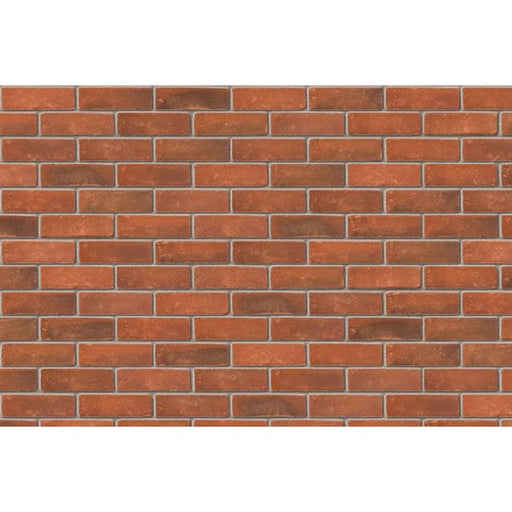 Ibstock Facing Brick 65mm Audley Red Mix Stock Pack of 500 -