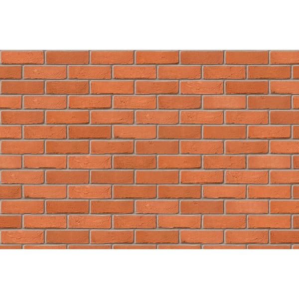 Ibstock Facing Brick 65mm Bradgate Red Pack of 430 - Bricks