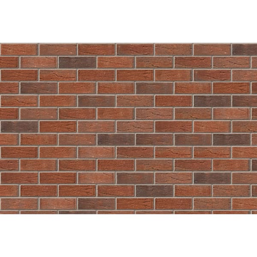 Ibstock Facing Brick 65mm Brunswick Antique Red Pack of 500