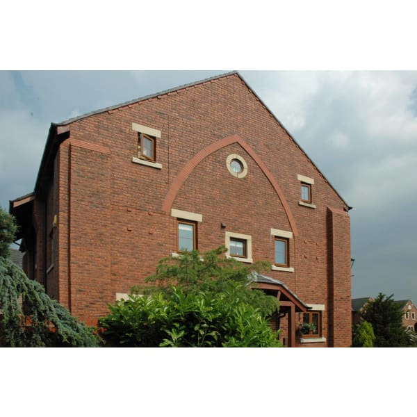 Ibstock Facing Brick 65mm Worsley Weathered Pack of 500 -