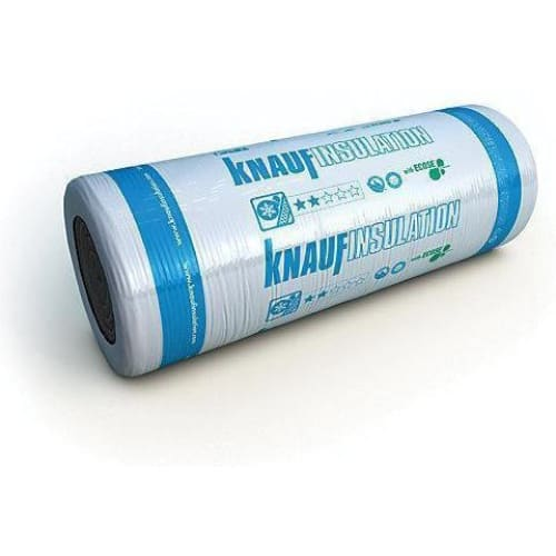 Knauf Earthwool Loft Insulation 100mm 8.30m2 per Pack-Armstrong Supplies