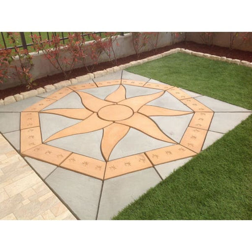 Lakeland Sun 5.76m Paving Patio Kit Cumbrian Slate-Landscaping-Bowland Stone-Armstrong Supplies