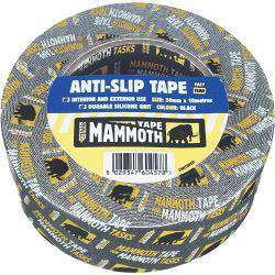 Mammoth Tape Anti-Slip Tape 50mm x 10m Black-Mammoth Tape-Armstrong Supplies