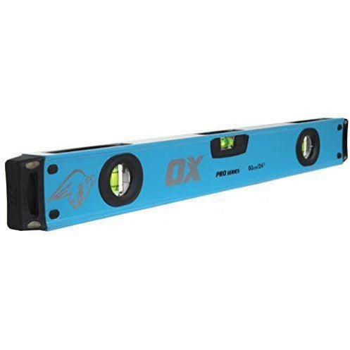 OX OX-P024306 Magnetic Pro Level, Blue, 600 mm-Ox Tools-Armstrong Supplies