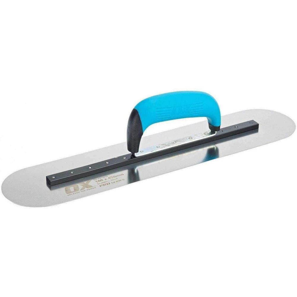 "OX Pro Pool Finishing Trowel 450mm / 18""  OX-P015818 