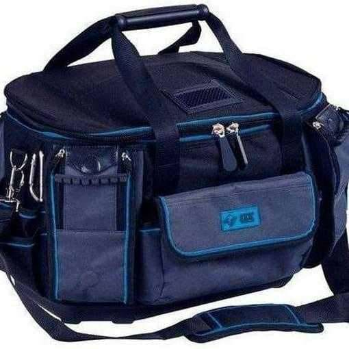 OX Pro Round Top Tool Bag, Black/Blue OX-P261747-Armstrong Supplies