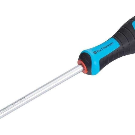 OX Pro Slotted Flared Screwdriver 150 x 8mm OX-P362215-Armstrong Supplies