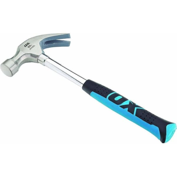 OX Trade Claw Hammer 20oz OX-T082820-Armstrong Supplies