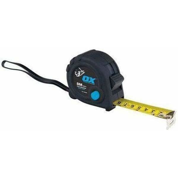 OX Trade Tape Measure 5m OX-T020605-Armstrong Supplies
