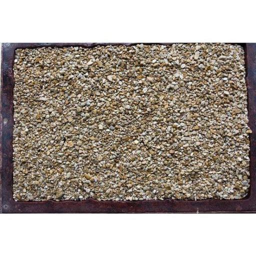 Pea Gravel Garden and Driveway Decorative Aggregate Bulk Bag-Armstrong Supplies