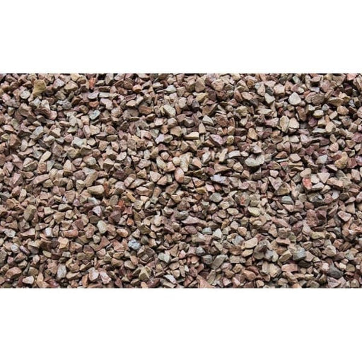 Pink Chippings Garden and Driveway Decorative Aggregate Bulk Bag-Armstrong Supplies