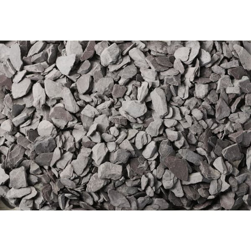 Plum Slate 40mm Garden and Driveway Decorative Aggregate Bulk Bag-Armstrong Supplies