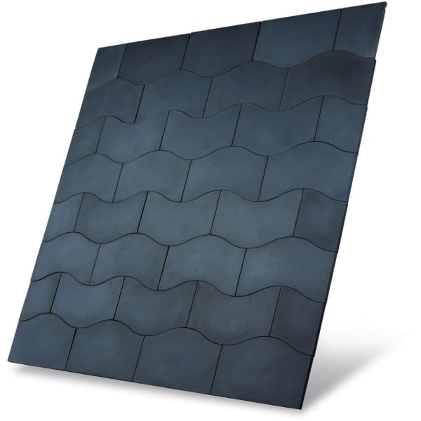 Prestbury Wave Paving Patio Kit 5.76m2 Welsh Slate-Armstrong Supplies
