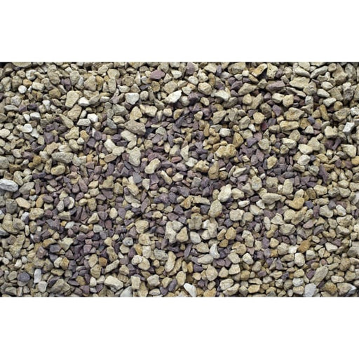 Raspberry Ripple Garden and Driveway Decorative Aggregate Bulk Bag-Armstrong Supplies