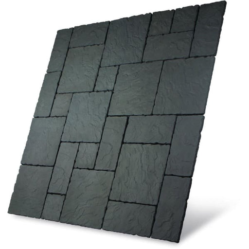 Rectory 5.76m2 Paving Patio Kit Welsh Slate-Armstrong Supplies