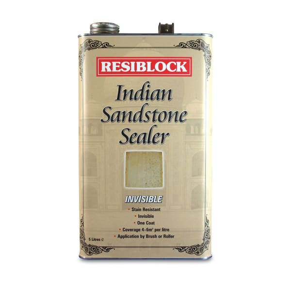 Resiblock indian sandstone sealer