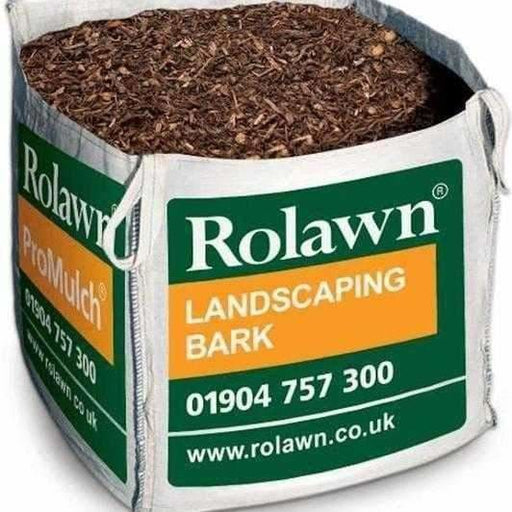 Rolawn Landscaping Bark Chippings Mulch 310KG Bulk Bag-Armstrong Supplies