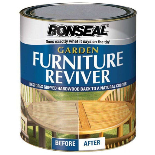 Ronseal Garden Furniture Reviver 1L-Armstrong Supplies