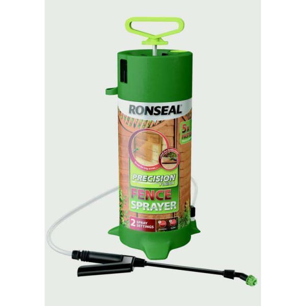 Ronseal Precision Pump Fence Sprayer-Armstrong Supplies