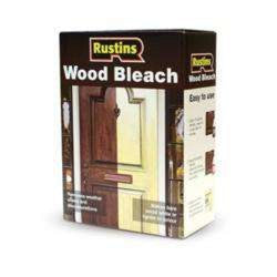Rustins Wood Bleach Set-Armstrong Supplies