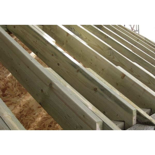 Sawn Timber C16 Floor Joist Treated 47x100mm (4x2)
