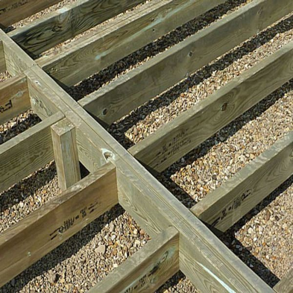 Sawn Timber C16 Floor Joist Treated 47x200mm (8x2)