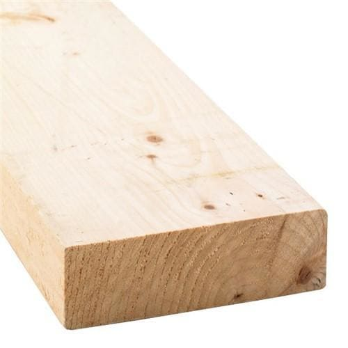 Sawn Timber C24 Floor Joist 100x100mm (4x4)-Amstrong Supplies