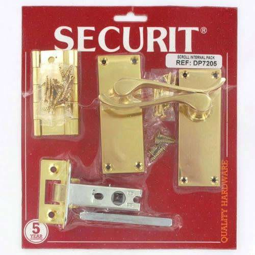 Securit Scroll Internal Economy Pack-Armstrong Supplies