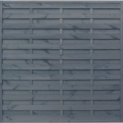 Sorrento Plain Top Treated Fence Panel