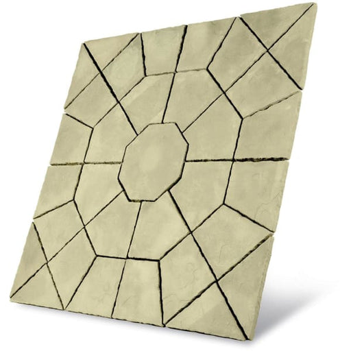 Stratford Octagon 5.06m2 Paving Patio Kit Parisian-Armstrong Supplies