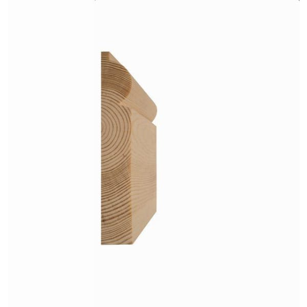 Torus Architrave Softwood 25 x 75mm