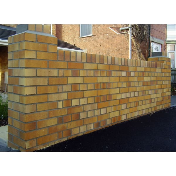 Tradesman Facing Brick 65mm Buff Multi Pack of 400 - Bricks