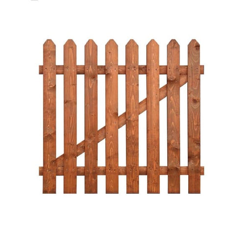 Traditional Style Picket Fence Gate