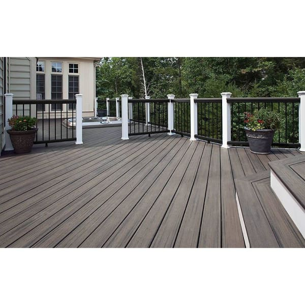Trex Decking Board Composite Grooved 25mm x 140mm Island