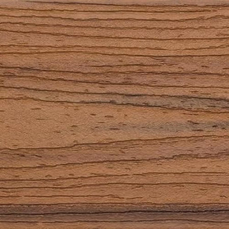 Trex Decking Board Composite Grooved 25mmx140mm Tiki Torch
