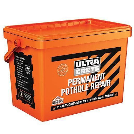 ULTRACRETE Permanent Pothole Repair-AKOR-Armstrong Supplies