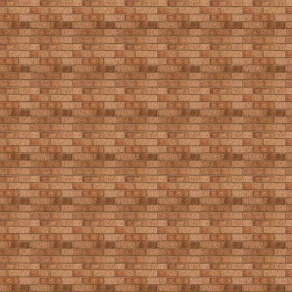 Wienerberger Facing Brick 65mm Leamington Buff Pack of 400 -