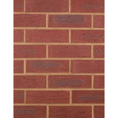 Wienerberger Facing Brick 65mm Tuscan Red Multi Pack of 430
