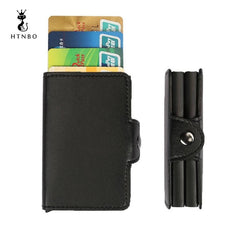 Business ID Credit Card Holder Wallets