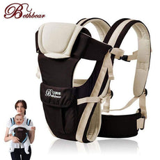Beth Bear Breathable Front Facing Baby Carrier