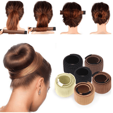 Women Twist Styling Synthetic Wig Braid Tools Bun Maker Hair Accessories