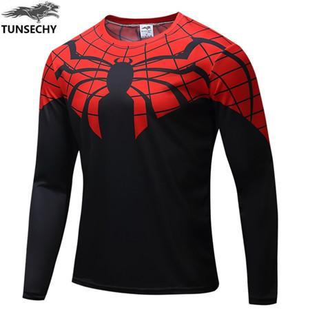 Exclusive High-Quality Classic Spiderman Long Sleeves